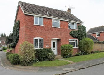 Thumbnail 4 bed detached house for sale in Pilgrims Way, Starston, Harleston