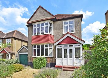 Thumbnail 3 bed detached house for sale in Shirley Road, Shirley, Croydon, Surrey