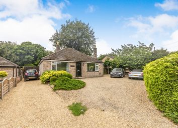 3 bed detached bungalow for sale in New Road, Ryhall, Stamford PE9