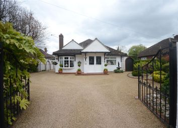 Thumbnail 4 bedroom detached bungalow for sale in Costessey, Norwich