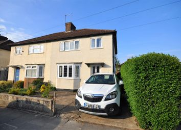 Thumbnail 3 bed semi-detached house for sale in Chilcott Road, Watford