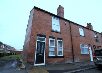 Thumbnail 2 bed end terrace house to rent in Poplar Avenue, Garforth, Leeds