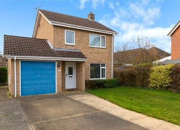 Thumbnail 3 bed detached house for sale in Southfields, Sleaford, Lincolnshire