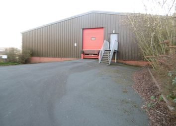 Thumbnail Warehouse to let in Whitestone Business Park, Whitestone, Hereford