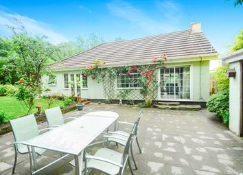 Thumbnail 3 bed detached bungalow for sale in Church Lane, Nantgarw, Cardiff