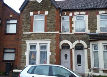 Thumbnail 3 bed terraced house for sale in Diana Street, Roath Cardiff