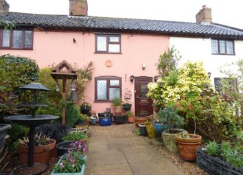 Thumbnail 2 bed cottage for sale in The Street, Poringland