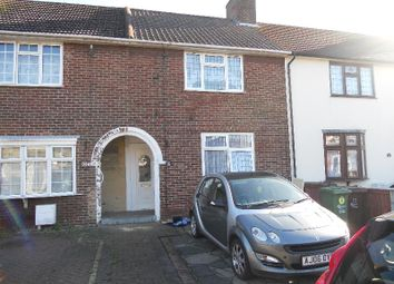 Thumbnail 2 bed terraced house to rent in Chaplin Road, Dagenham