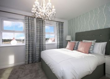 "Thumbnail 3 bedroom terraced house for sale in ""Gairloch"" at Liberton Gardens, Liberton, Edinburgh"