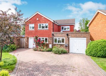 Thumbnail 4 bed detached house for sale in Burghfield, Epsom