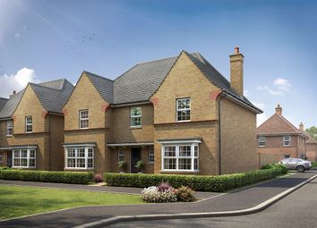 """Thumbnail 4 bed detached house for sale in """"The Lavendon"""" at Kiln Drive, Stewartby, Bedford"""