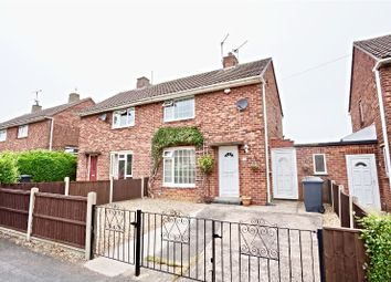 Thumbnail 2 bed semi-detached house for sale in Willingham Avenue, Lincoln