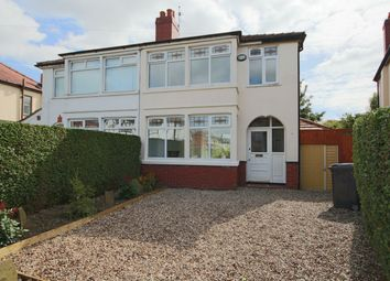 Thumbnail 3 bed semi-detached house to rent in Howick Park Avenue, Penwortham, Preston