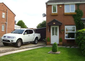 Thumbnail 2 bed end terrace house for sale in Fairfield Crescent, Newhall