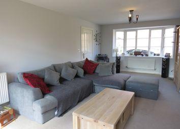 Thumbnail 5 bed detached house for sale in Singleton Drive, Grange Farm, Milton Keynes