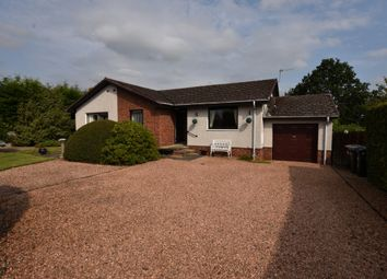 Thumbnail 3 bed detached bungalow for sale in Kirkhill Drive, Luncarty