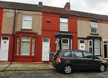 Thumbnail 2 bed terraced house for sale in Harrowby Road South, Tranmere