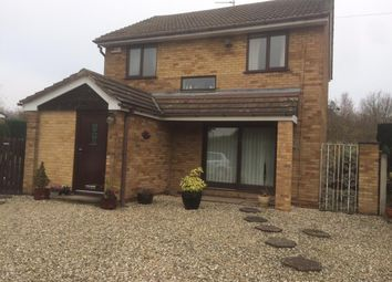 Thumbnail 3 bed detached house to rent in Albany Close, Wombwell, Barnsley