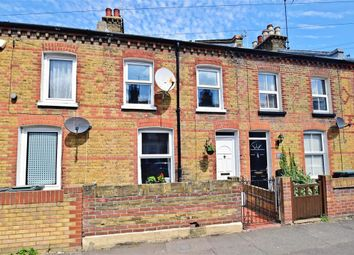 Thumbnail 2 bedroom terraced house for sale in Raphael Road, Gravesend, Kent