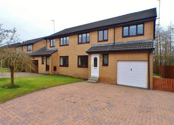 Thumbnail 5 bed semi-detached house for sale in Macneill Drive, Stewartfield, East Kilbride