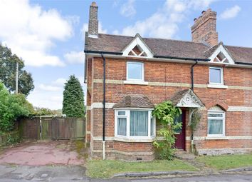 Thumbnail 3 bed end terrace house for sale in Stone Street, Newingreen, Hythe, Kent
