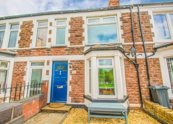 Thumbnail 2 bed terraced house for sale in Mary Street, Llandaff North, Cardiff
