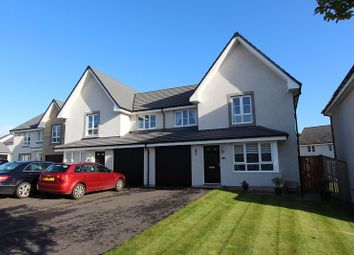 Thumbnail 3 bed semi-detached house for sale in 4 Dunrobin Grove, Ness Castle, Inverness