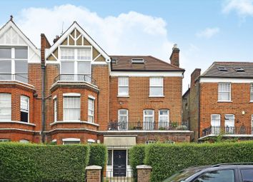 Thumbnail 3 bed flat to rent in Compayne Gardens, South Hampstead
