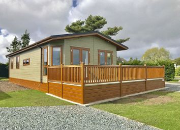 Thumbnail 3 bed lodge for sale in Levens, Kendal