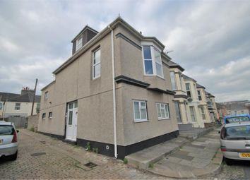 Thumbnail 4 bedroom flat to rent in Florence Place, Plymouth