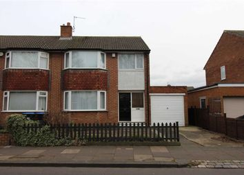 Thumbnail 3 bed semi-detached house for sale in The Avenue, Middlesbrough