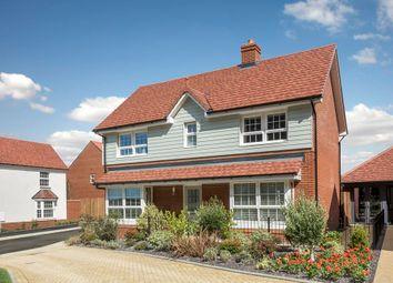 """Thumbnail 4 bedroom detached house for sale in """"Alnmouth"""" at Brogdale Road, Ospringe, Faversham"""