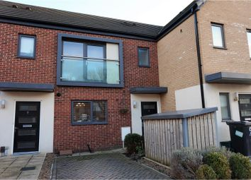 Thumbnail 1 bed terraced house for sale in Paddock View, Doncaster
