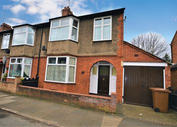 3 bed semi-detached house for sale in Barry Road, Northampton NN1