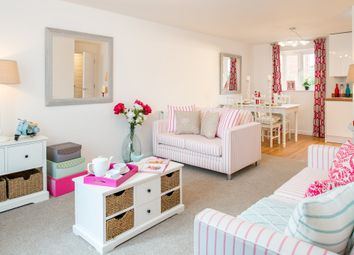 "Thumbnail 1 bed flat for sale in ""Brabazon"" at Gloucester Road, Patchway, Bristol"