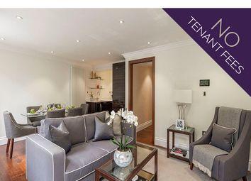 Thumbnail 3 bed flat to rent in Kensington Gardens Square, London