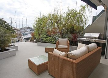 Thumbnail 3 bedroom town house for sale in Bryher Island, Port Solent, Portsmouth