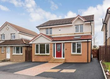 Thumbnail 4 bedroom detached house for sale in Kirktonfield Crescent, Neilston, Glasgow