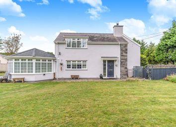 Thumbnail 3 bedroom semi-detached house for sale in Morfa Bychan, Porthmadog, Gwynedd, .