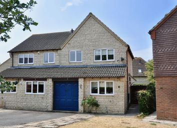 Thumbnail 3 bed semi-detached house for sale in Haylea Road, Bishops Cleeve, Cheltenham