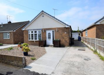 Thumbnail 3 bedroom detached bungalow for sale in Ivanhoe Close, Doncaster