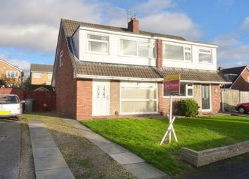 3 bed semi-detached house to rent in Somerville Close, Wirral CH63