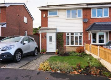 Thumbnail 3 bed semi-detached house for sale in Grange Avenue, Wigan