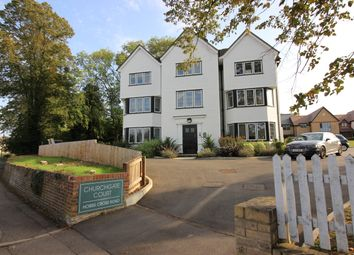 Thumbnail 1 bed flat to rent in Churchgate Court, Hobbs Cross Road, Old Harlow