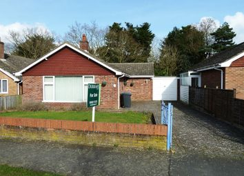 Thumbnail 2 bedroom detached bungalow for sale in 9 Highland Drive, Worlingham, Beccles