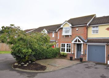 Thumbnail 3 bedroom terraced house for sale in Hillier Place, Chessington