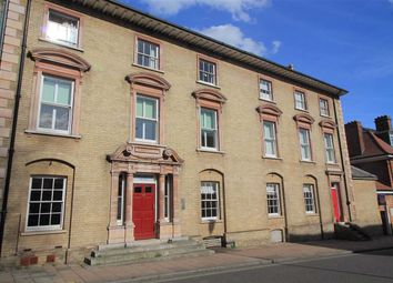 Thumbnail 2 bed flat to rent in St. Michaels Close, Northgate Street, Bury St. Edmunds