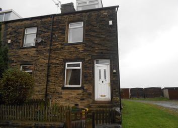 Thumbnail 3 bed end terrace house for sale in Institute Road, Bradford
