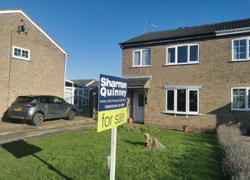 3 bed semi-detached house for sale in Welland Close, Raunds, Wellingborough NN9