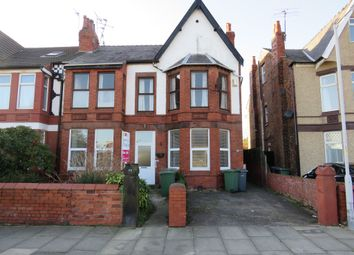 Thumbnail 3 bed flat for sale in Sandringham Drive, New Brighton, Wallasey
